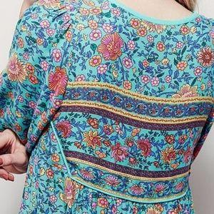 🆕️Floral Bohemian Wanderer maxi dress Plus/Curvy